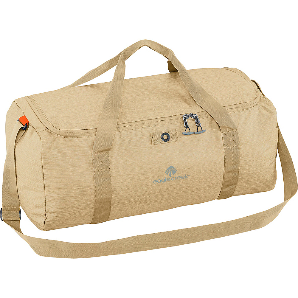 Eagle Creek Packable Duffel Tan - Eagle Creek Packable Bags - Travel Accessories, Packable Bags