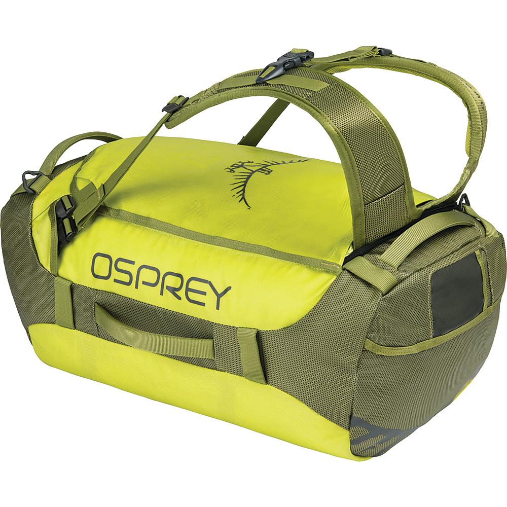Osprey Transporter 40L Duffel Sub Lime - Osprey Travel Duffels - Duffels, Travel Duffels