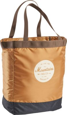 Kelty Totes Tote Canyon Brown/Black Geo-Heather - Kelty P...