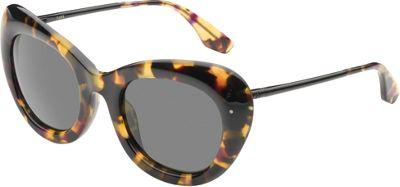 IVI Faye Sunglasses Polished Vintage Tortoise - Polished Black - IVI Eyewear