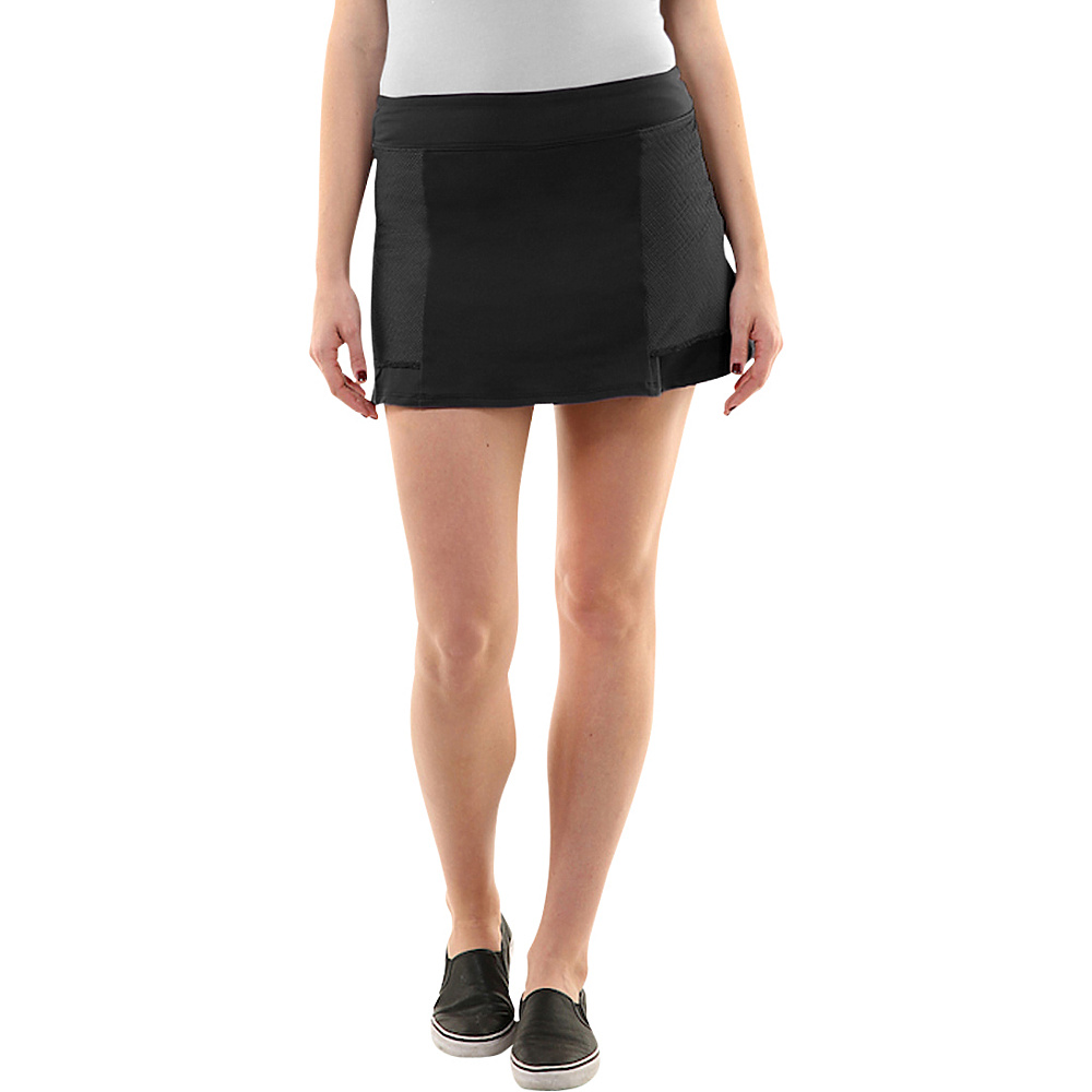 Soybu AP Skort XS - Black - Soybu Womens Apparel - Apparel & Footwear, Women's Apparel