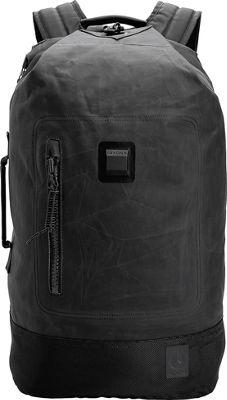 Nixon Origami Laptop Backpack II Black - Nixon Laptop Backpacks