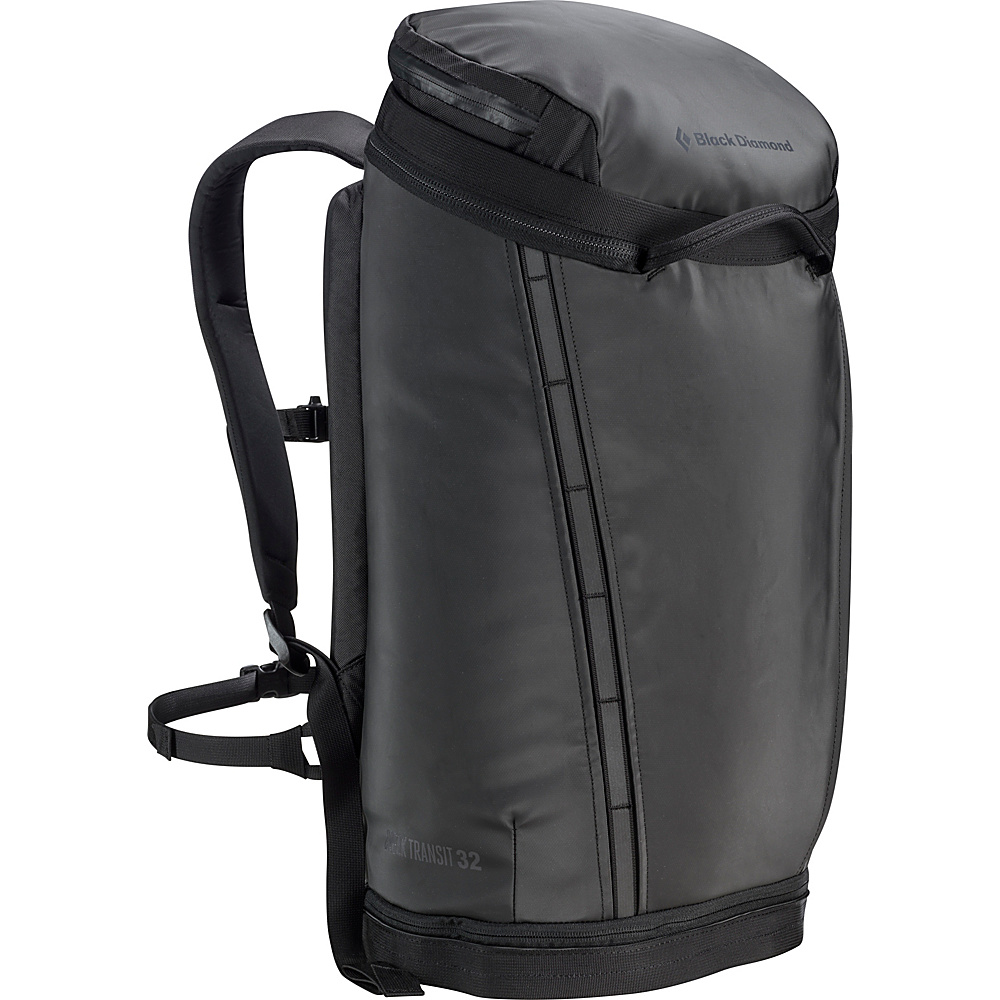 Black Diamond Creek Transit 22 Pack Black - Black Diamond Laptop Backpacks - Backpacks, Laptop Backpacks
