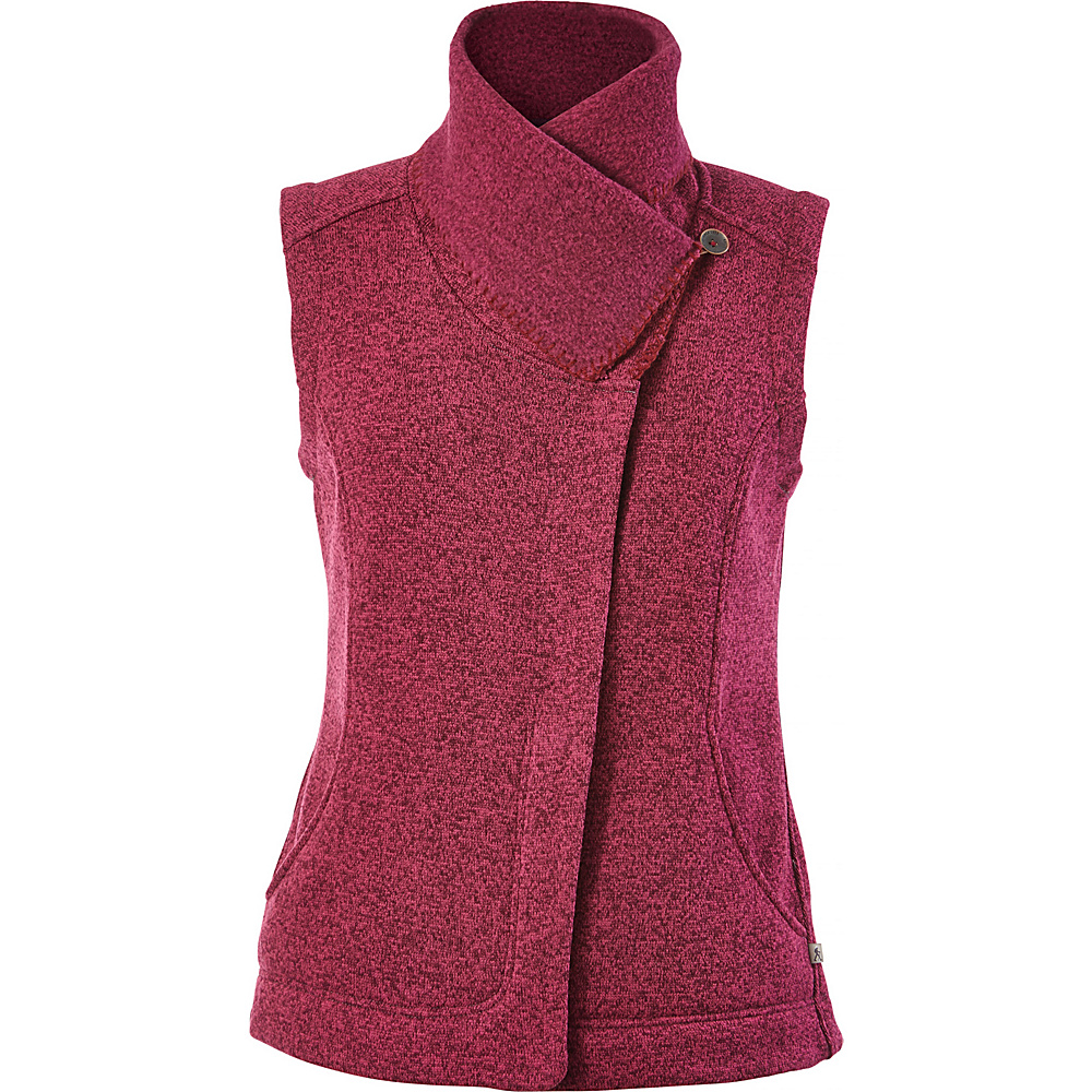 Royal Robbins Womens Longs Peak Vest L - Potent Purple - Royal Robbins Womens Apparel - Apparel & Footwear, Women's Apparel