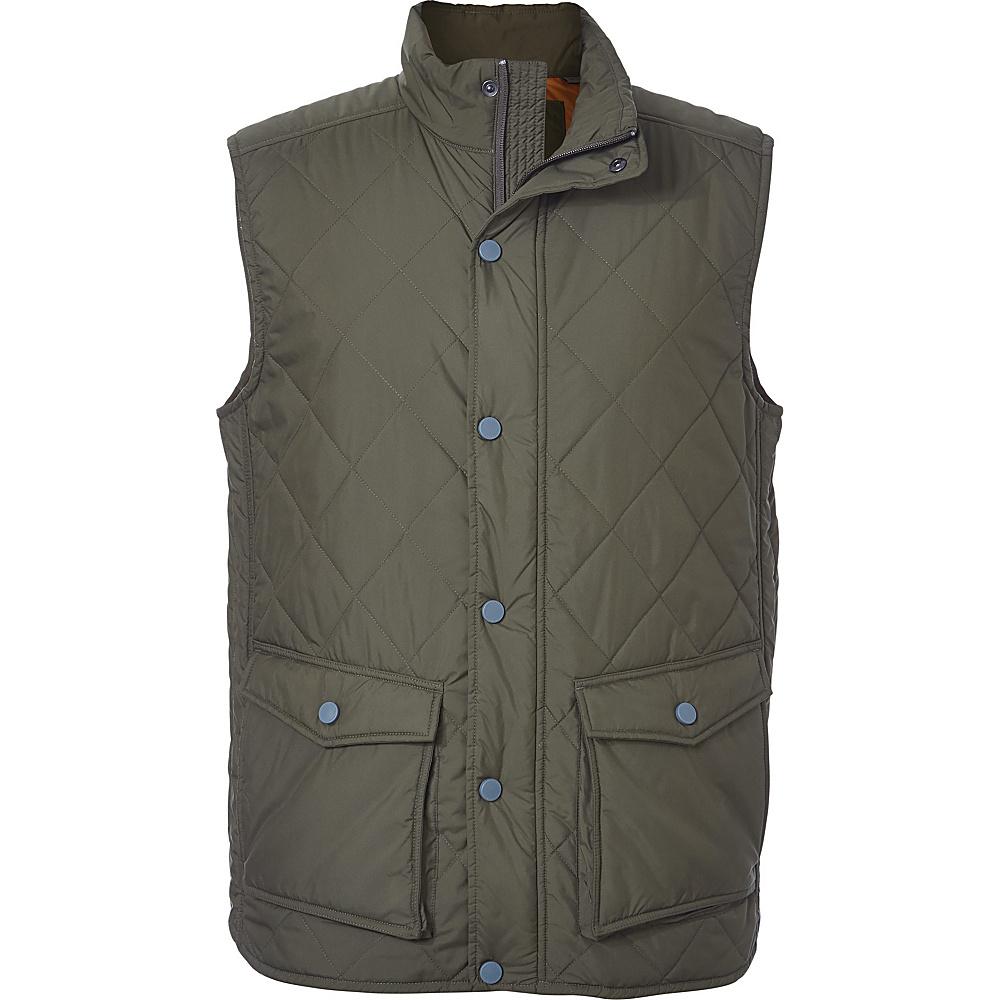 Royal Robbins Mens Timberline Vest M - Cypress - Royal Robbins Mens Apparel - Apparel & Footwear, Men's Apparel