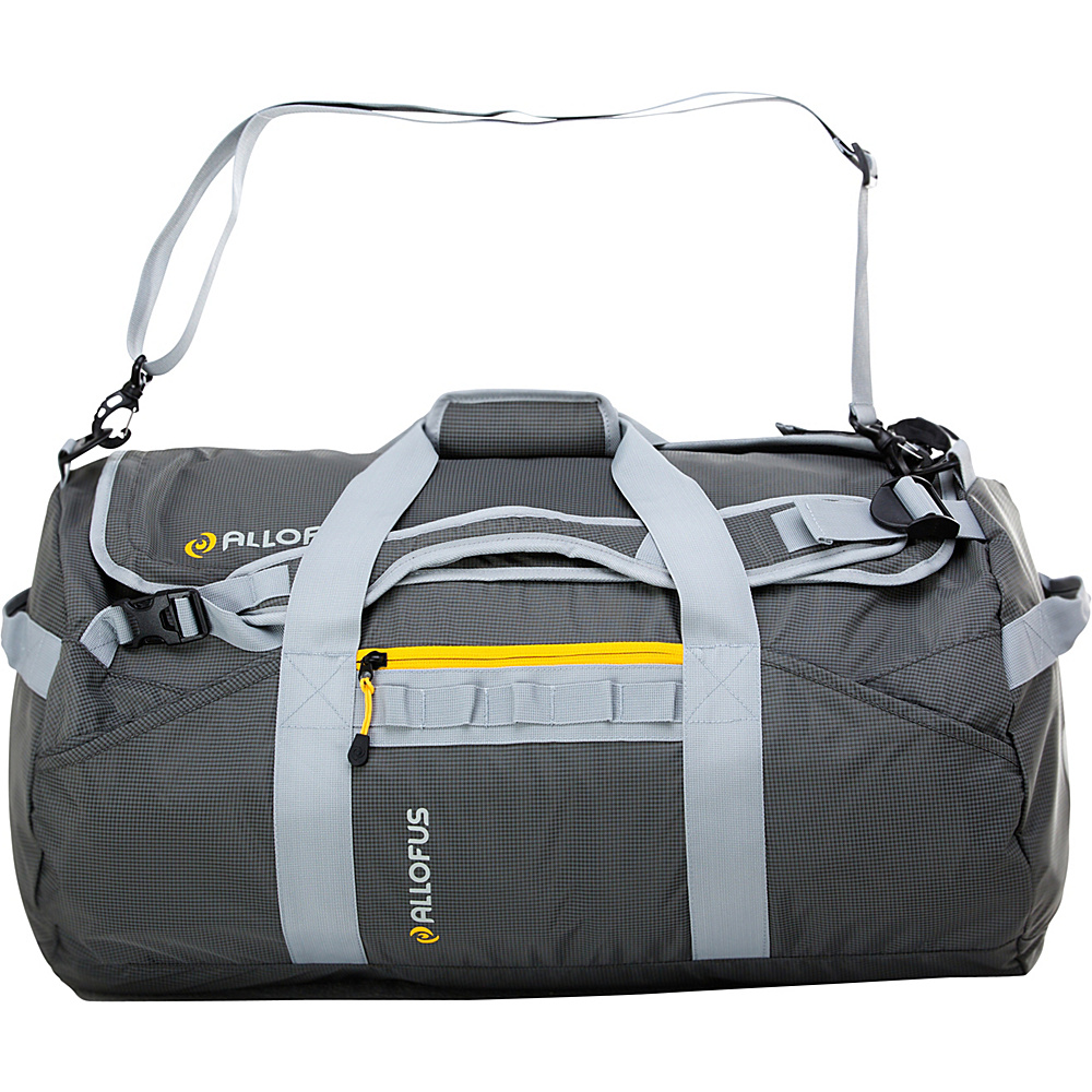 """Image of All of Us Foldable 24"""" Ultralight Sport Duffel Grey - All of Us Travel Duffels"""