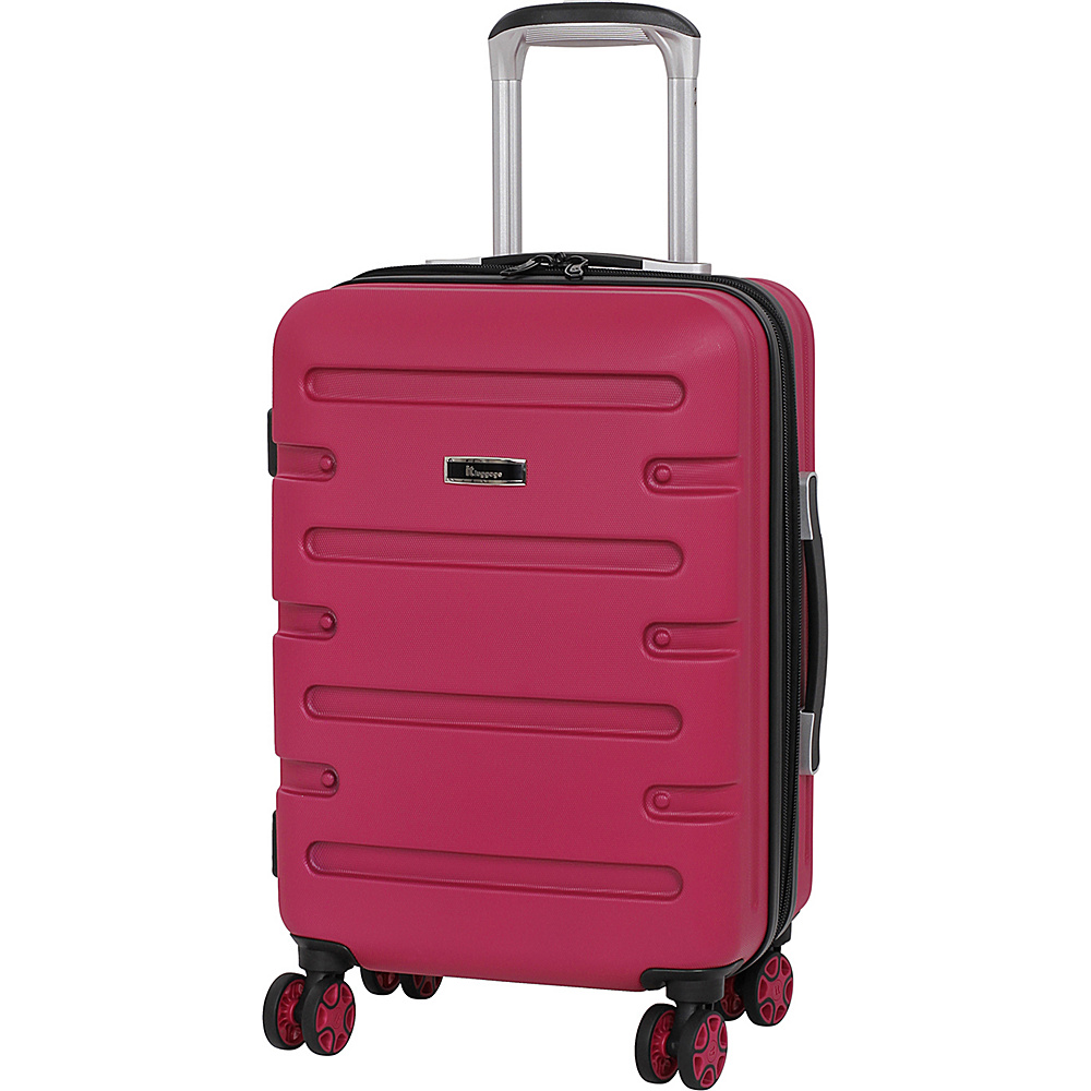 it luggage Outward Bound 21.5 Expandable Hardside Carry-On Spinner Luggage Vivacious - it luggage Hardside Carry-On