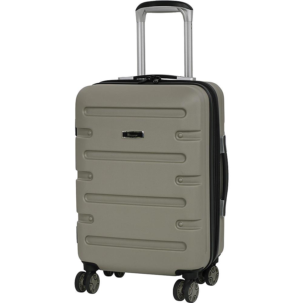 it luggage Outward Bound 21.5 Expandable Hardside Carry-On Spinner Luggage Satellite - it luggage Hardside Carry-On