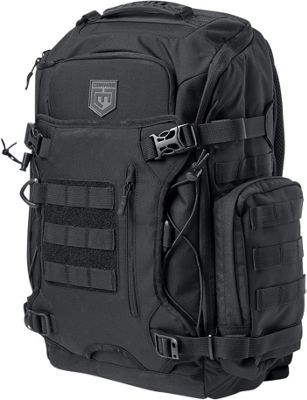 Cannae Pro Gear Legion Elite Day Pack Black - Cannae Pro Gear Tactical