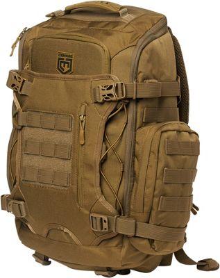 Cannae Pro Gear Legion Elite Day Pack Coyote - Cannae Pro Gear Tactical