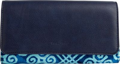 Vera Bradley RFID Audrey Wallet - Retired Colors Cuban Tiles - Vera Bradley Women's SLG Other