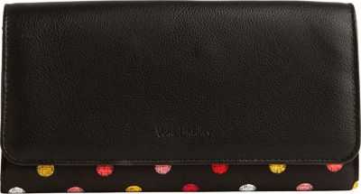 Vera Bradley RFID Audrey Wallet - Retired Colors Havana Dots - Vera Bradley Women's SLG Other