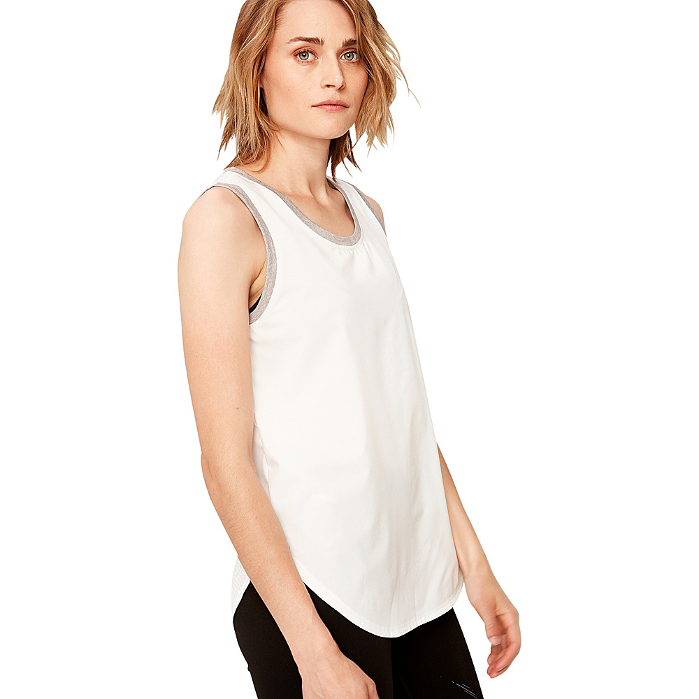Lole Talulah Tank M - White - Lole Womens Apparel - Apparel & Footwear, Women's Apparel