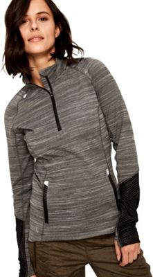 Lole Performance Top L - Black Heather - Lole Women's Apparel
