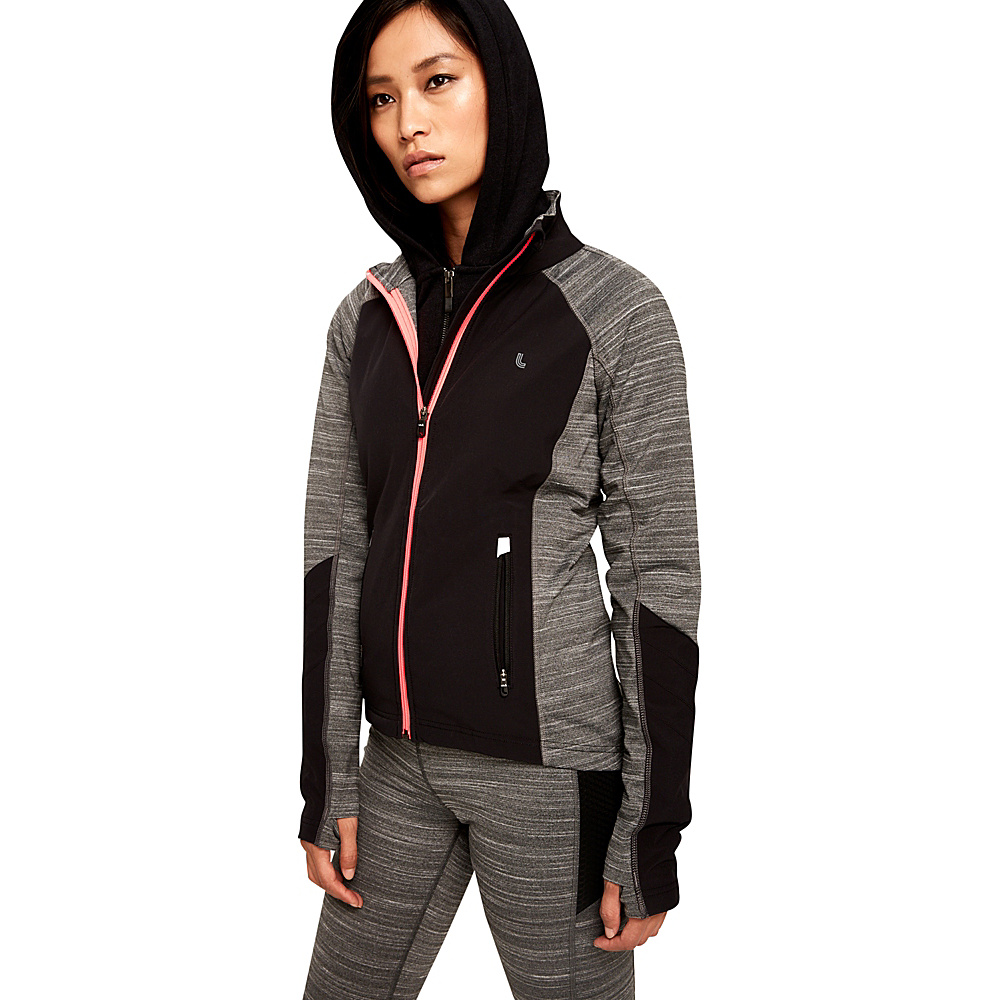 Lole Amity Jacket L - Black - Lole Womens Apparel - Apparel & Footwear, Women's Apparel