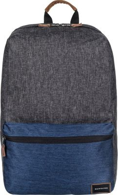 Quiksilver Quiksilver Night Track Plus 24L Medium Laptop Backpack Medieval Blue - Quiksilver Laptop Backpacks