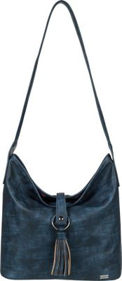 Roxy Latest Chill Shoulder Bag Dress Blues - Roxy Manmade Handbags