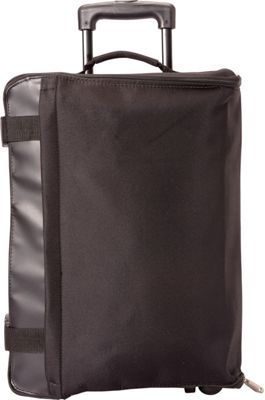 "Image of Bellino 20"" Folding Carry-On Luggage Black - Bellino Softside Carry-On"