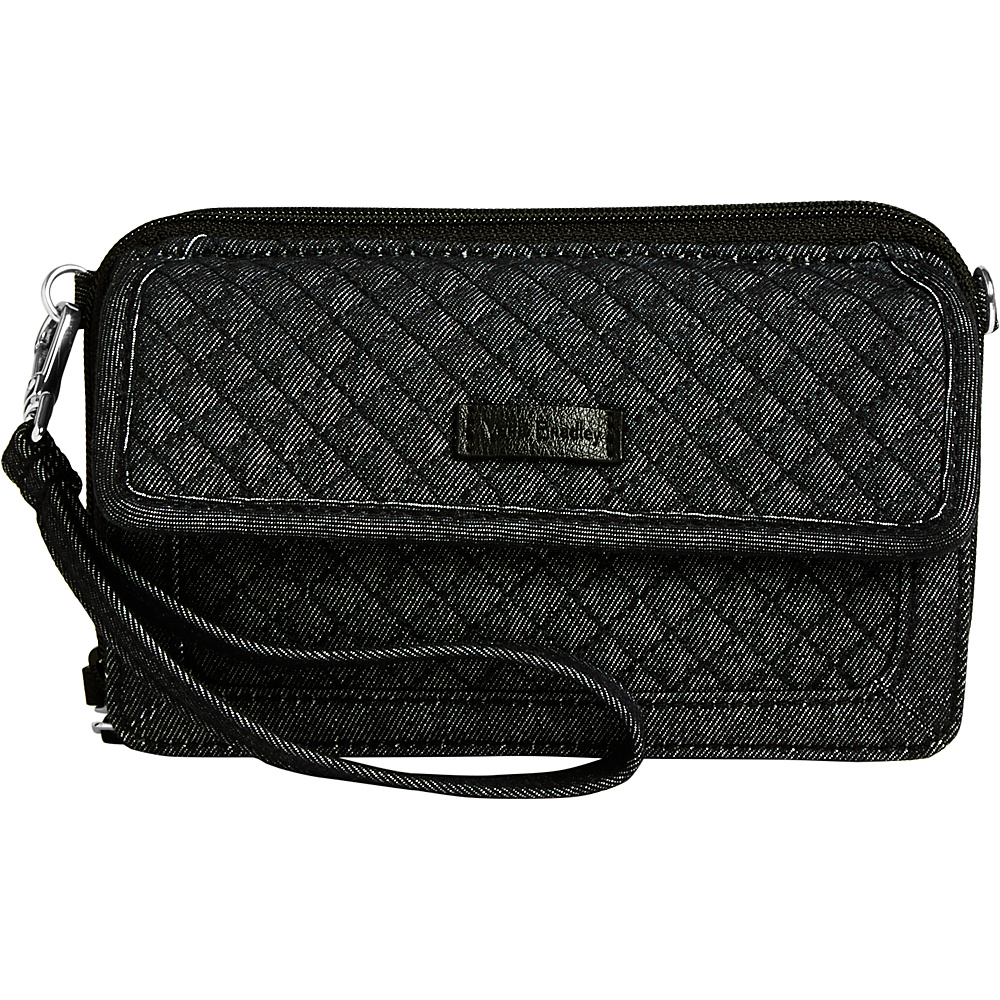 Vera Bradley Iconic RFID All in One Crossbody Denim Navy - Vera Bradley Fabric Handbags - Handbags, Fabric Handbags