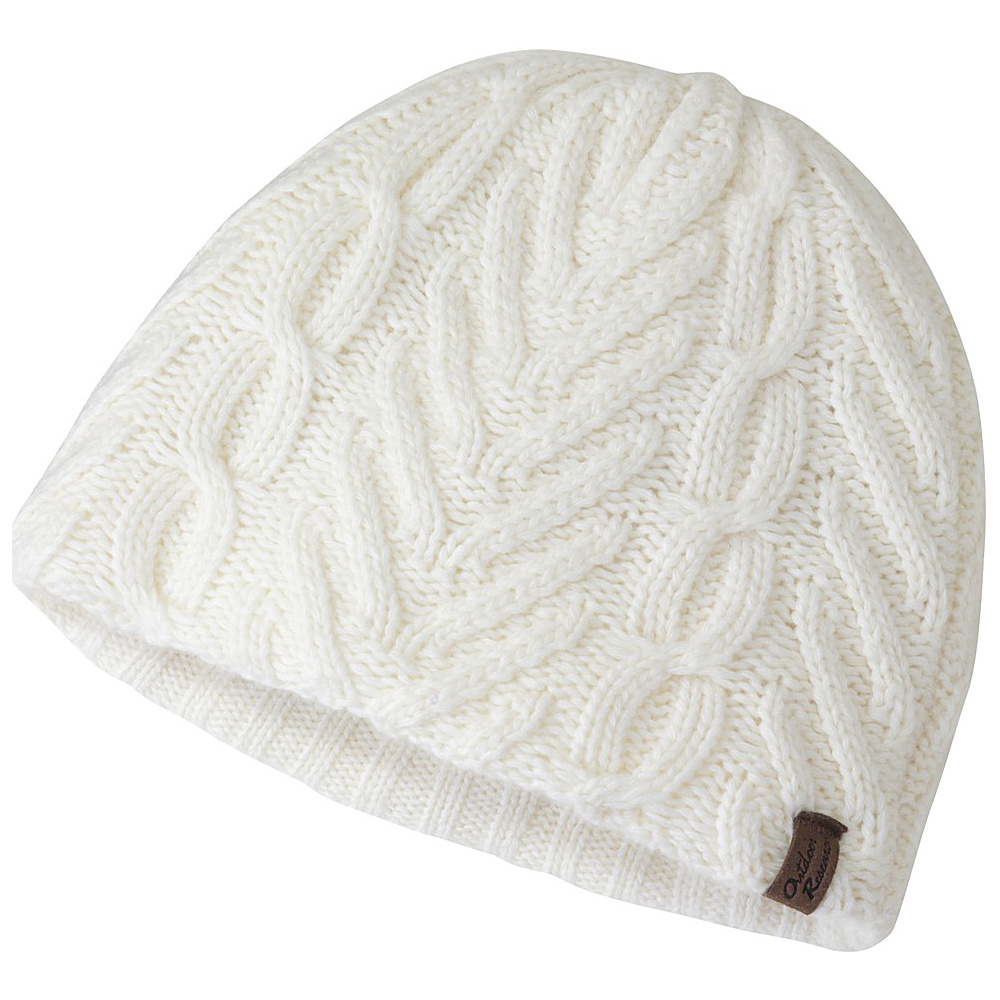 Outdoor Research Womens Jules Beanie One Size - Warm White - Outdoor Research Hats/Gloves/Scarves - Fashion Accessories, Hats/Gloves/Scarves