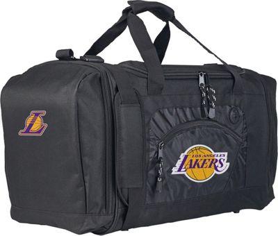 NBA Roadblock Duffel Los Angeles Lakers - NBA Gym Duffels