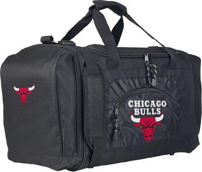 NBA Roadblock Duffel Chicago Bulls - NBA Gym Duffels