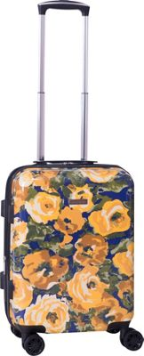 Isaac Mizrahi zzzzz Isaac Mizrahi zzzzz Inez 22 inch 8-Wheel Hardside Spinner Carry-On Luggage Yellow - Isaac Mizrahi zzzzz Hardside Carry-On
