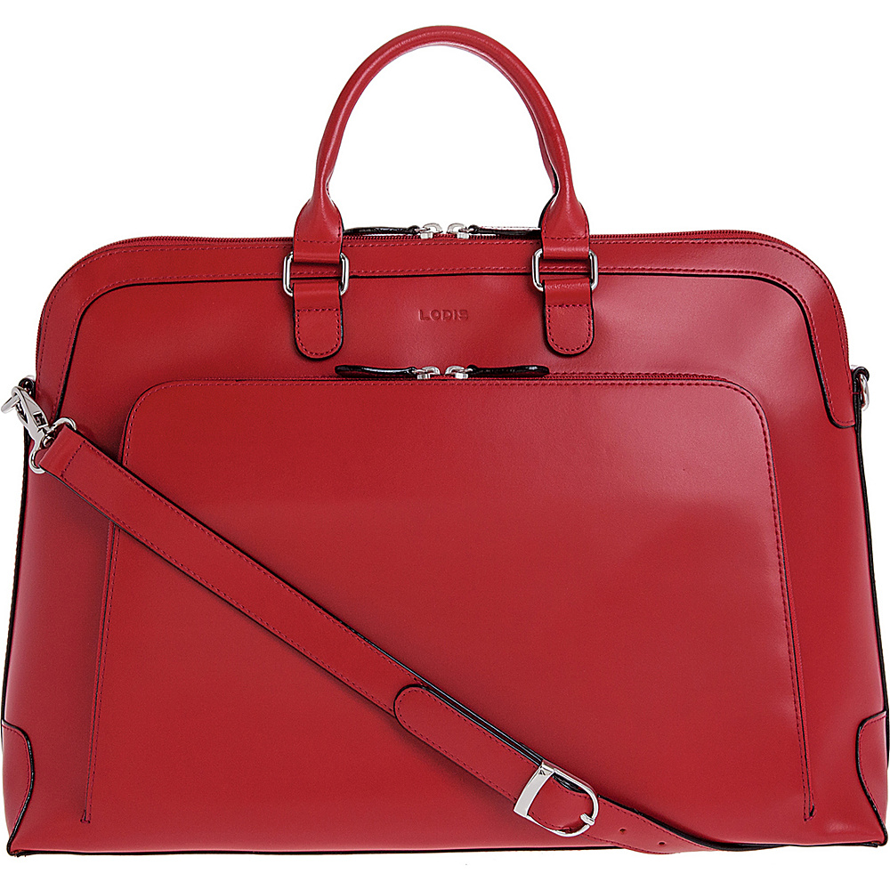Lodis Audrey Brera Brief with Computer Compartment - Work Bags & Briefcases, Non-Wheeled Business Cases