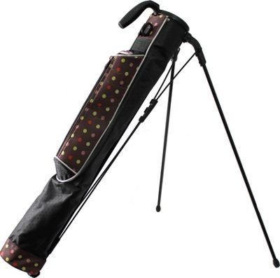 Taboo Fashions Escort Sunday Range/Travel Bag Cocoa Eye Candy - Taboo Fashions Sports Accessories