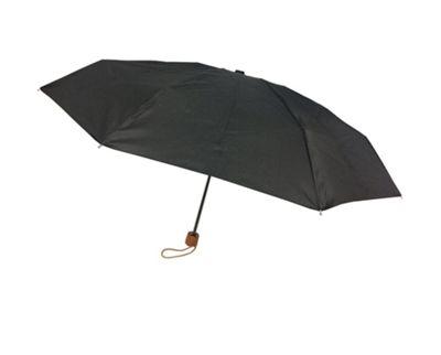 Kingstate Ultra Mini Manual Umbrella Black - Kingstate Umbrellas and Rain Gear