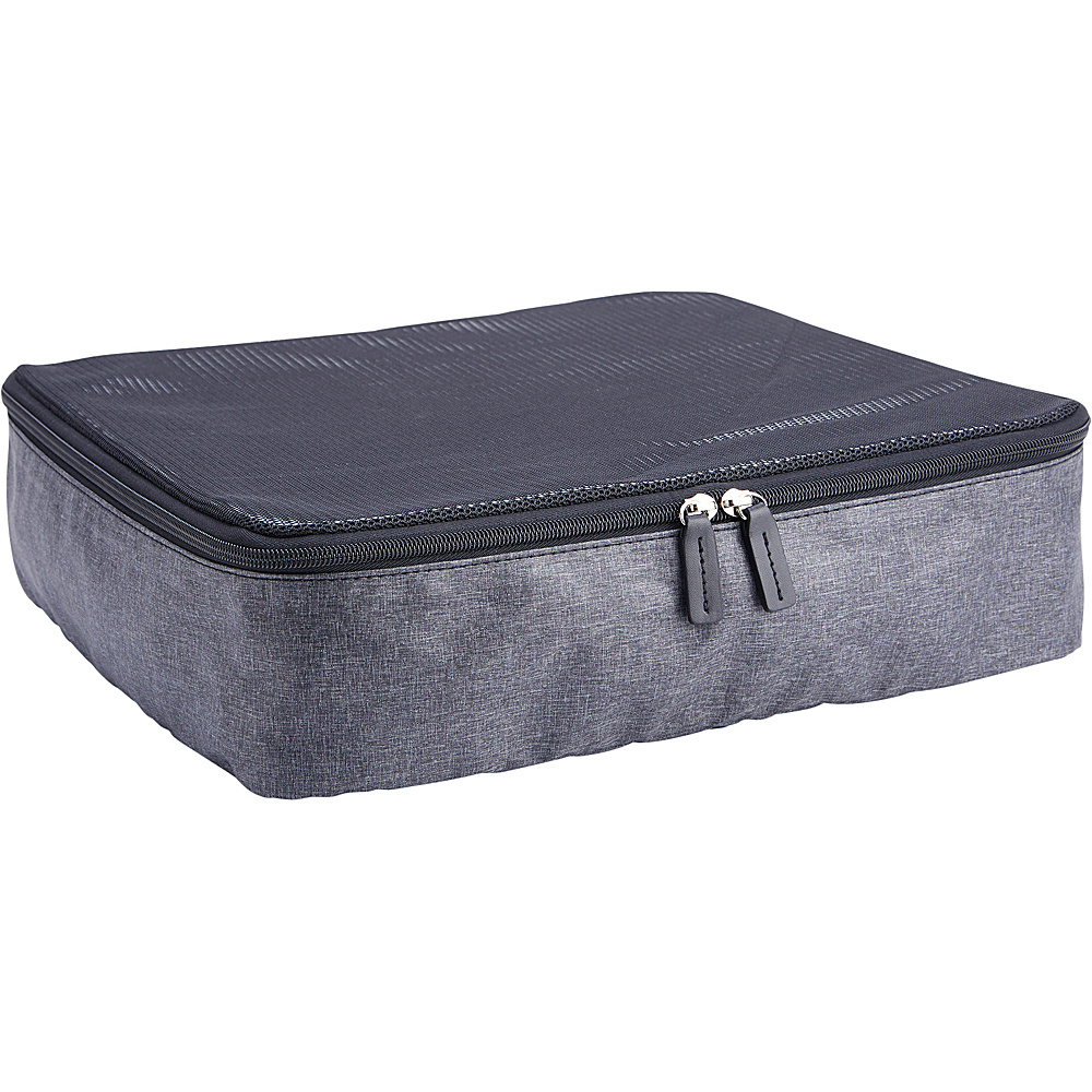 Royce Leather Large Packing Cube Black - Royce Leather Packable Bags - Travel Accessories, Packable Bags