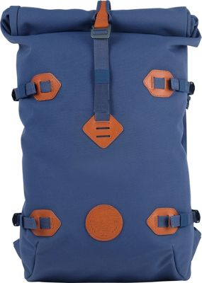 Millican Misc Adventures Laptop Roll Pack 18L Midnight Blue - Millican Business & Laptop Backpacks