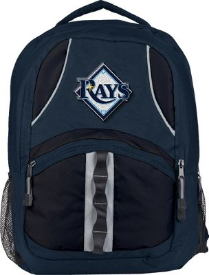 MLB Captain Backpack Tampa Bay Rays - MLB Everyday Backpacks