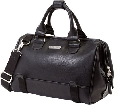 Po Campo Jarvis Powered Bike Trunk Bag Black - Po Campo Cycling Bags