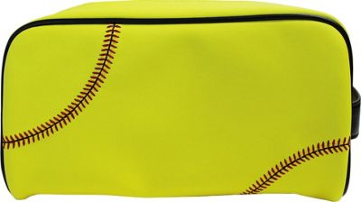 Zumer Softball Toiletry Bag Softball yellow - Zumer Toiletry Kits