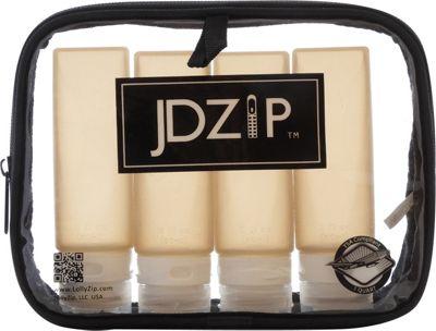 JDZip Silicone Squeeze Bottles Set Dusk - JDZip Travel Health & Beauty