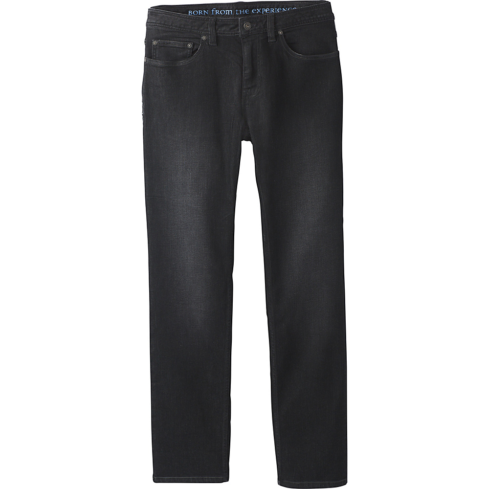 PrAna Manchester Jean 30 Inseam 32 - Black - PrAna Mens Apparel - Apparel & Footwear, Men's Apparel