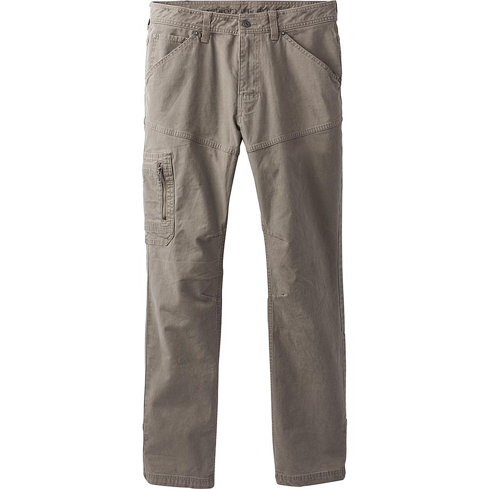 PrAna Bentley Pant 32 Inseam 32 - Mud - PrAna Mens Apparel - Apparel & Footwear, Men's Apparel