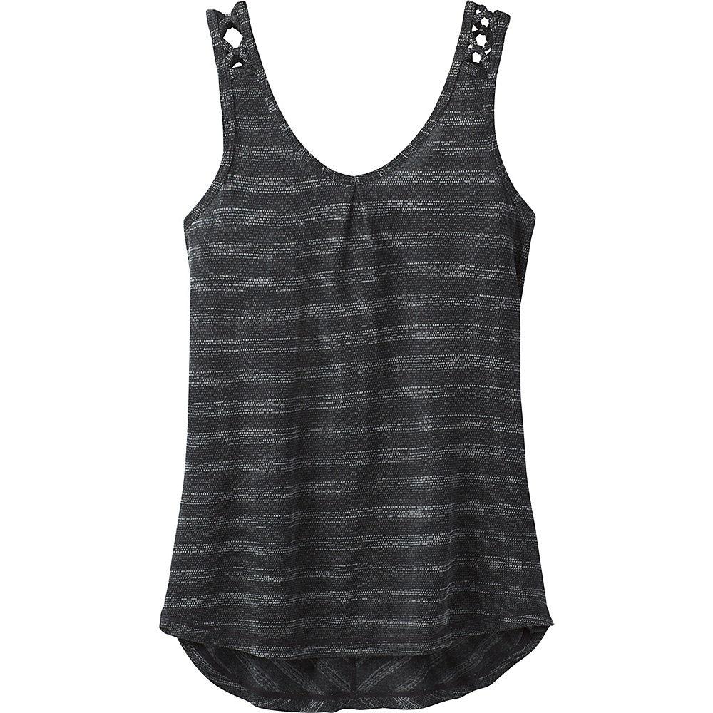 PrAna Serene Tank M - Black - PrAna Womens Apparel - Apparel & Footwear, Women's Apparel