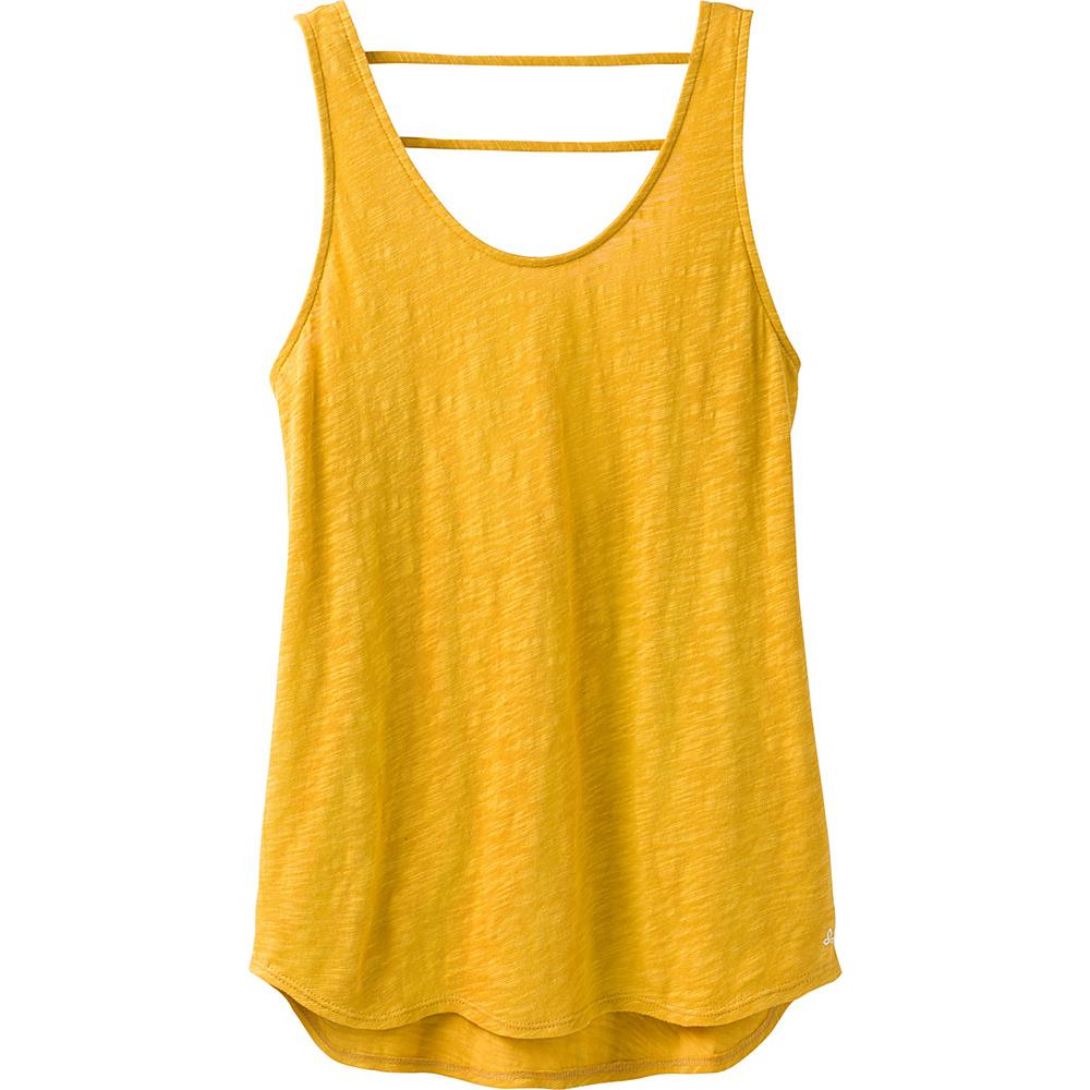 PrAna Tilda Tank L - Marigold - PrAna Womens Apparel - Apparel & Footwear, Women's Apparel