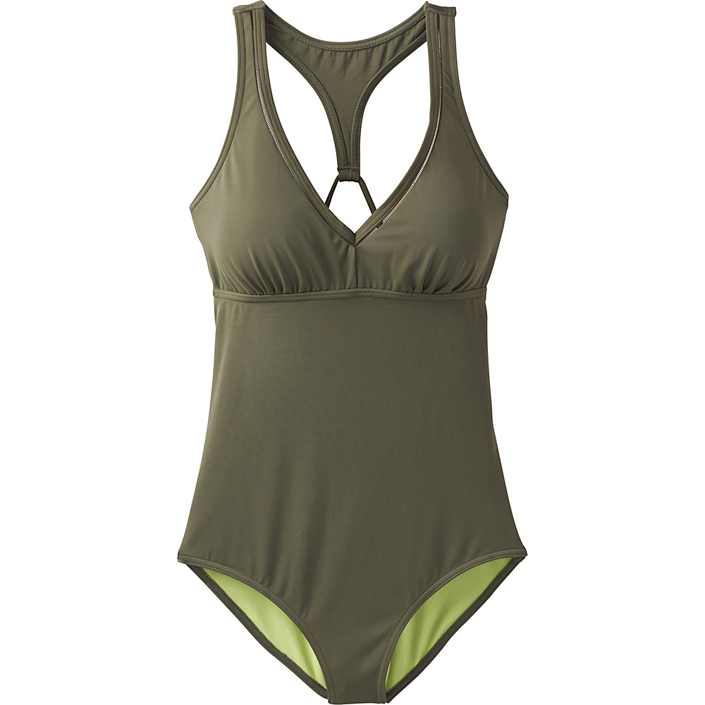 PrAna Khari One Piece S - Cargo Green - PrAna Womens Apparel - Apparel & Footwear, Women's Apparel