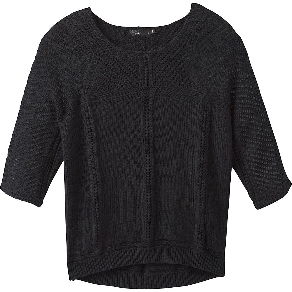 PrAna Getup Sweater XS - Black - PrAna Womens Apparel - Apparel & Footwear, Women's Apparel