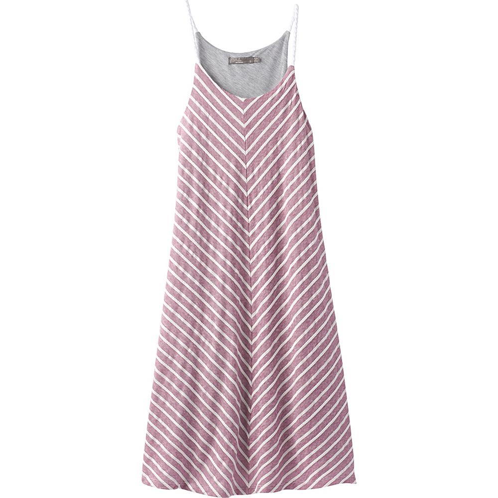 PrAna Seacoast Dress XS - Tyree Purple - PrAna Womens Apparel - Apparel & Footwear, Women's Apparel