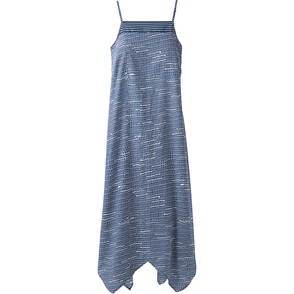 PrAna Selene Tank Dress S - Blue Thatch - PrAna Womens Apparel - Apparel & Footwear, Women's Apparel