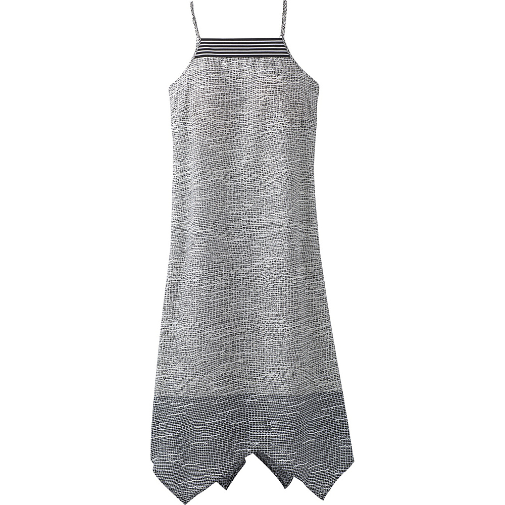 PrAna Selene Tank Dress M - Charcoal Thatch - PrAna Womens Apparel - Apparel & Footwear, Women's Apparel