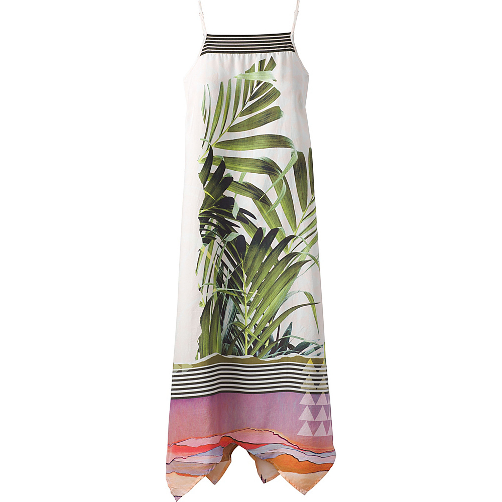 PrAna Selene Tank Dress S - Golden Paradise - PrAna Womens Apparel - Apparel & Footwear, Women's Apparel