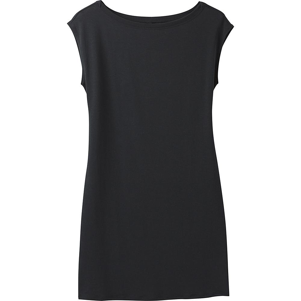 PrAna Sanna Dress M - Black - PrAna Womens Apparel - Apparel & Footwear, Women's Apparel