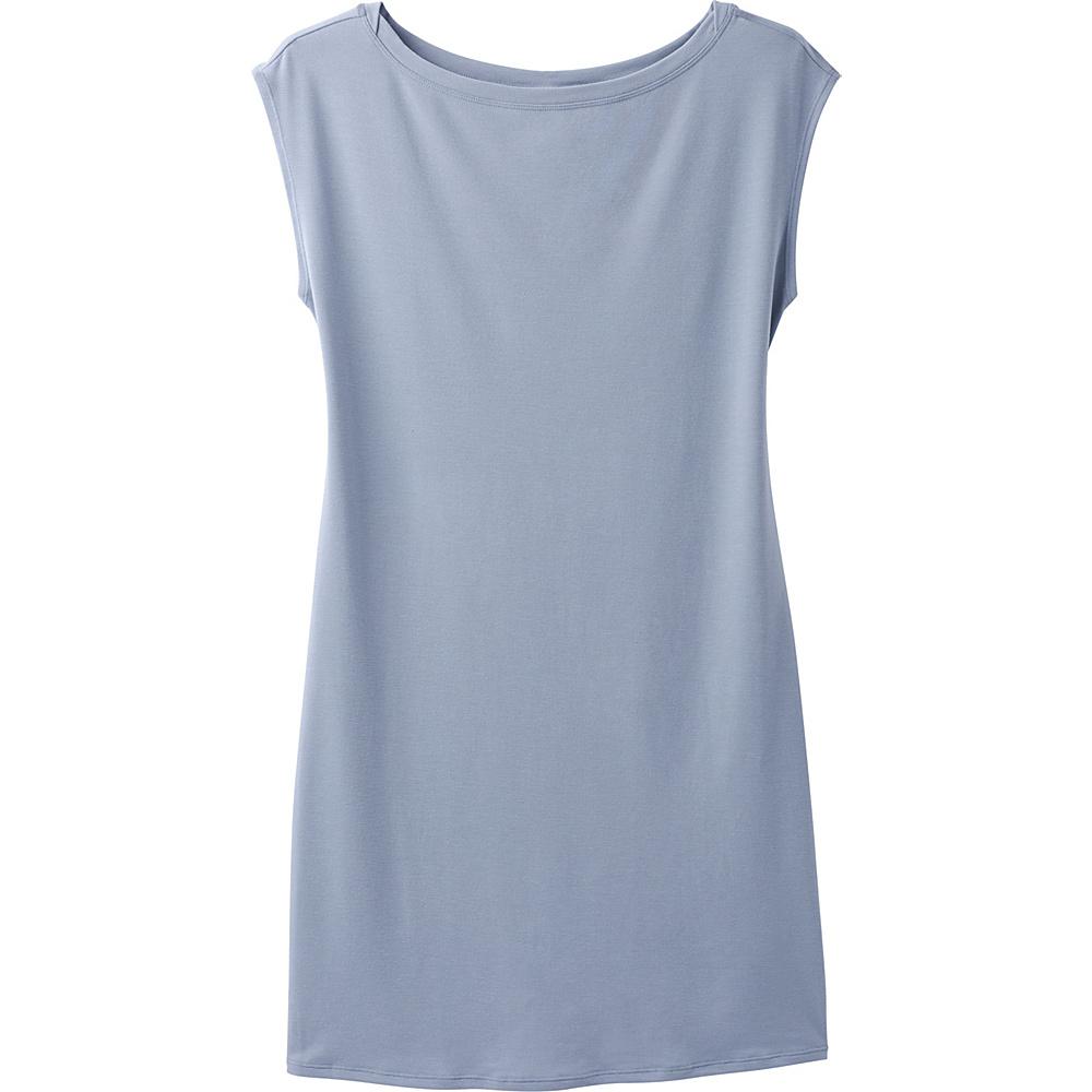 PrAna Sanna Dress XL - Fairhope Blue - PrAna Womens Apparel - Apparel & Footwear, Women's Apparel