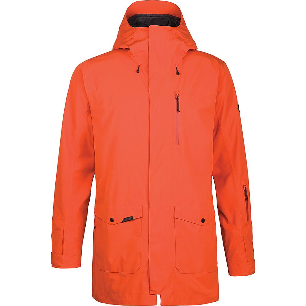 DAKINE Mens Vapor 2L Jacket XXL - Burnt Ochre - DAKINE Mens Apparel - Apparel & Footwear, Men's Apparel