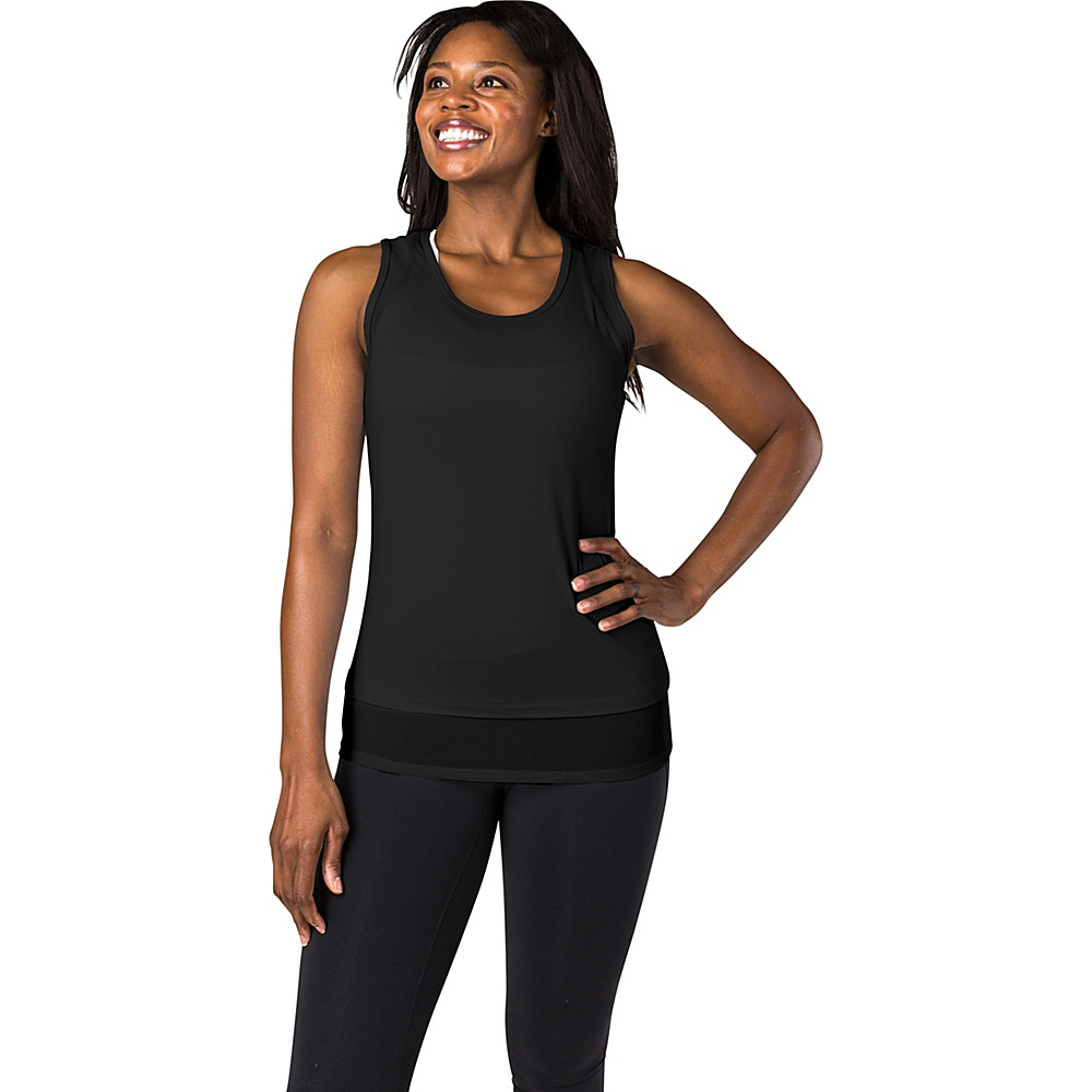 Soybu Womens Enlightened Tank XS - Black - Soybu Womens Apparel - Apparel & Footwear, Women's Apparel